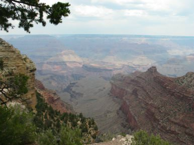 Grand Canyon, July 2003