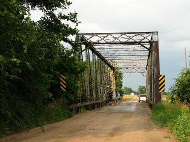Smokey Hill River Bridge