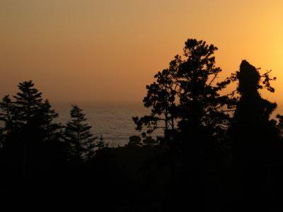 Seafoam Sunset