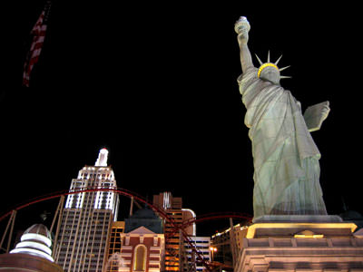 Faux Statue of Liberty