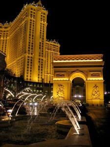 Faux Arc de Triomphe