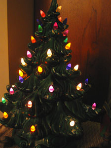 Grandma Thora's Tree