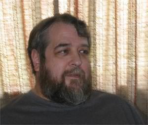 Mike with beard