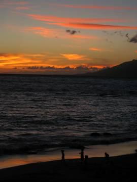 Kihei sunset