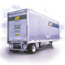 ABF trailer