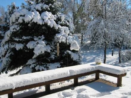 first snow 2004