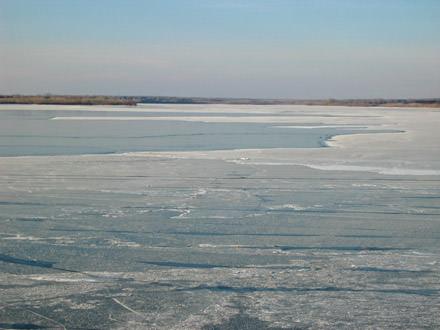 Kanopolis on ice