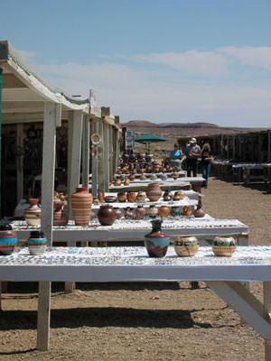 Native American vending