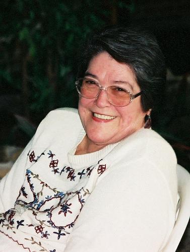 mom, January 2001