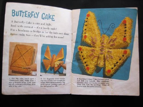 plans for butterfly cake