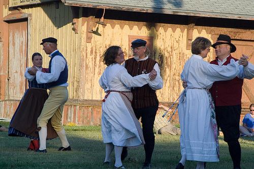 Lindsborg Folkdanslag