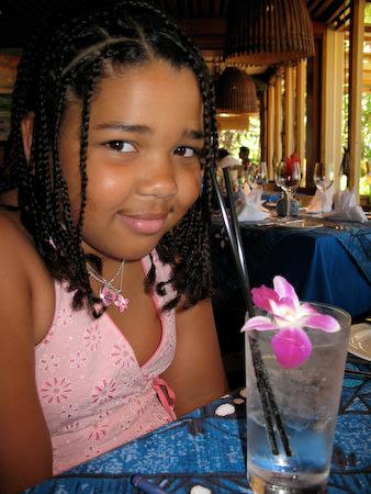 Moneka at 10