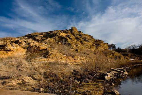 Kanopolis at Horsethief