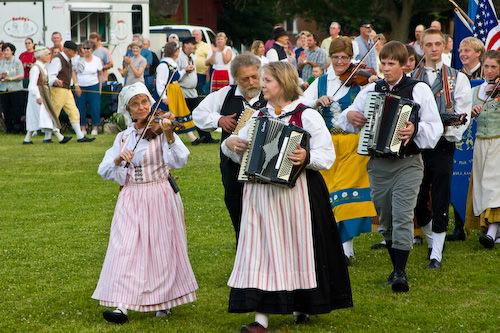 Midsummer's 2008 in Lindsborg