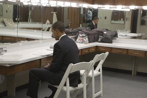 quiet Obama