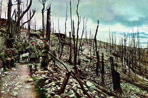 WW1 in color