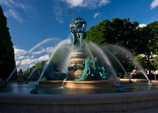 fontaine de carpeaux