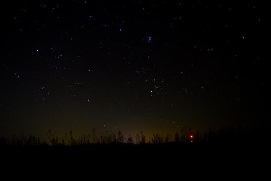 October stars