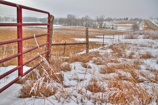 Hoar Frost, Highway 4