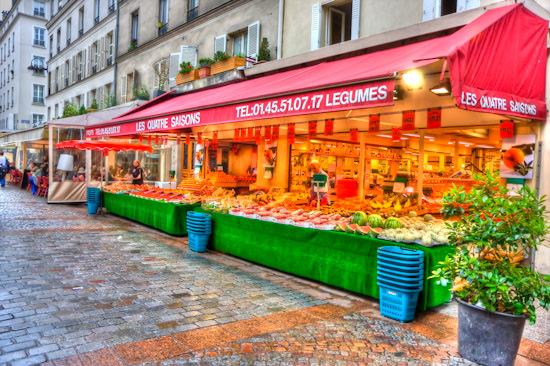 Paris 2009, HDR