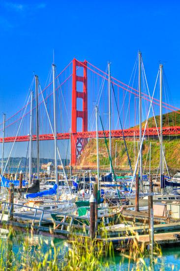 CA Trip 2010: Golden Gate Bridge