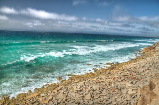 CA Trip 2010: Pacific Grove ocean view