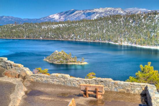 CA Trip 2010: Emerald Bay, Lake Tahoe