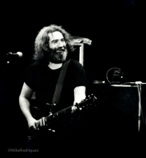 Jerry Garcia1980