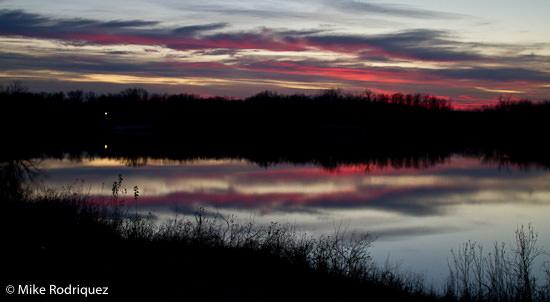 Maxwell Dec 2010: sunset
