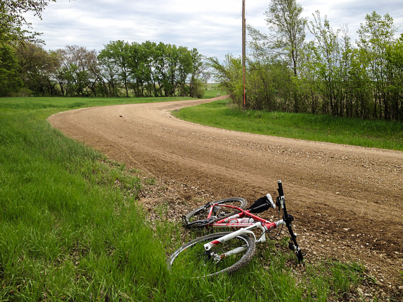 April bike ride