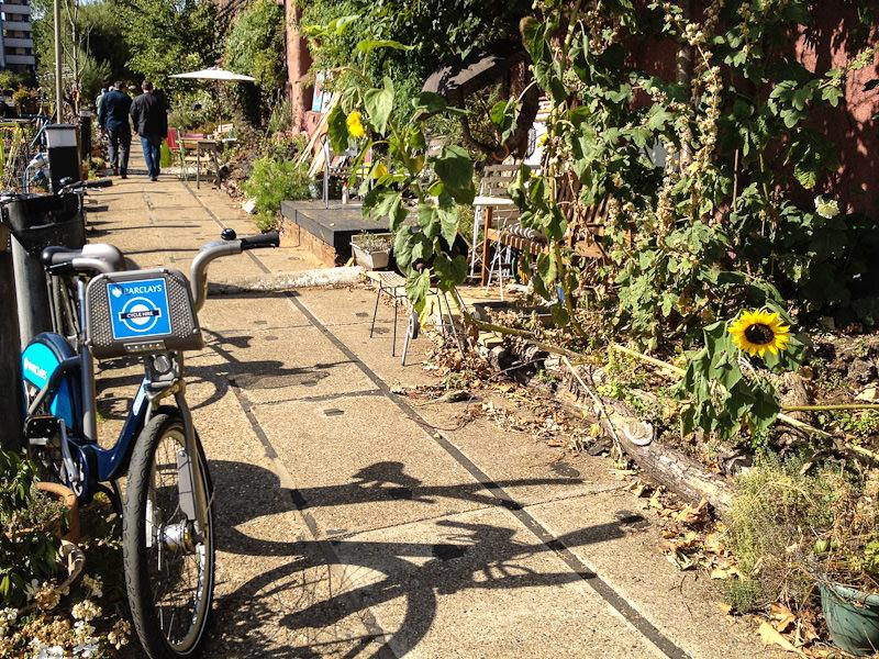 London Bike Ride