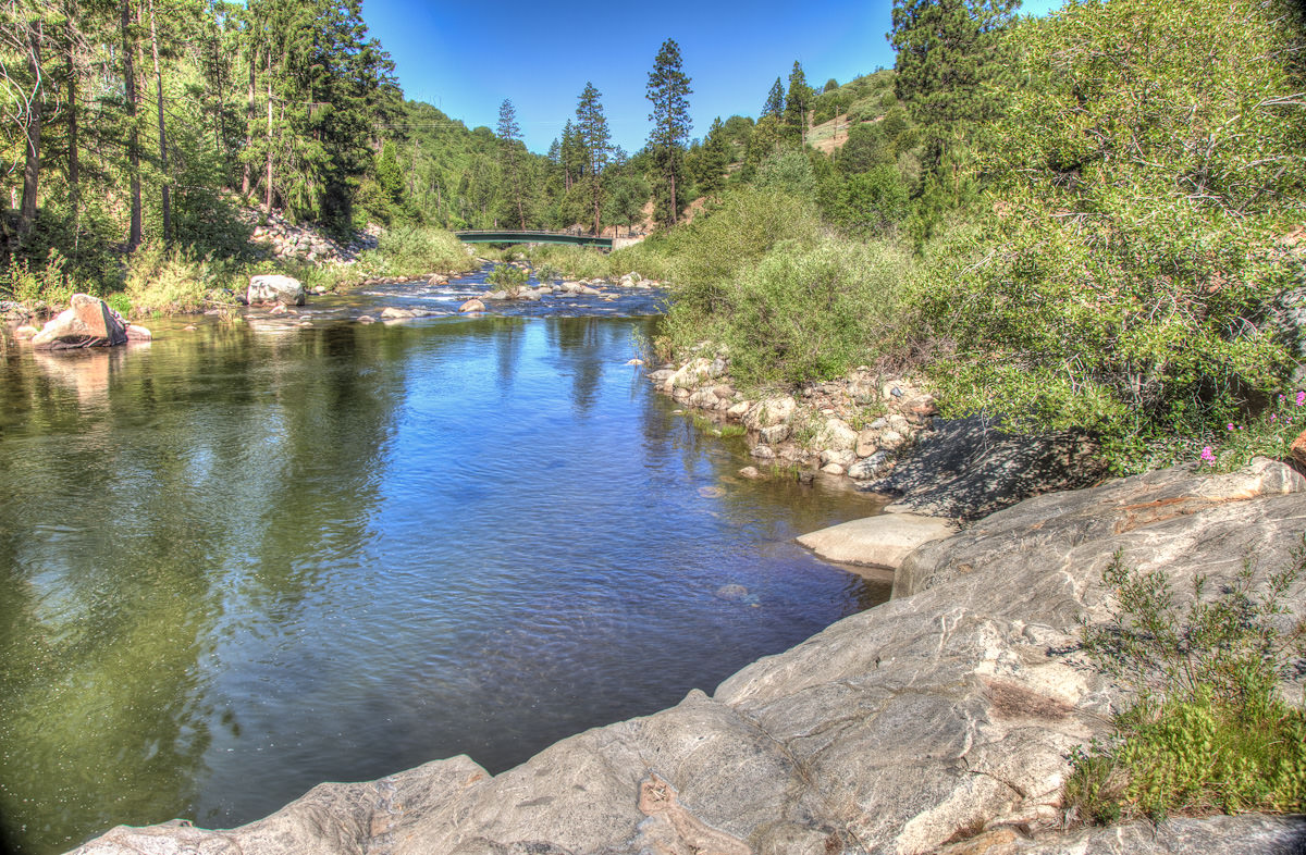 South Fork, American River