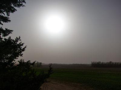 Kansas Dust Storm